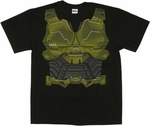 Halo Armor T Shirt