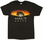 Halo Reach Cover T-Shirt
