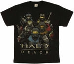 Halo Reach Group T Shirt