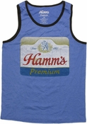 Hamms Vintage Can Tank Top