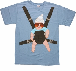 Hangover Baby Carrier T-Shirt