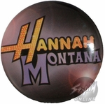 Hannah Montana Name Button