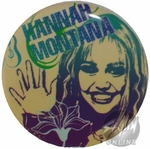 Hannah Montana Waving Button