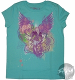 Hannah Montana Wings Tween T-Shirt