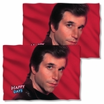 Happy Days Red Fonz FB Pillow Case