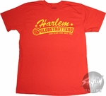 Harlem Globetrotters 22000 Wins T-Shirt Sheer
