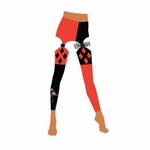 Harley Quinn Footless Tights