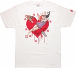 Harley Quinn Heartbreak T Shirt