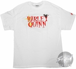 Harley Quinn Name T-Shirt