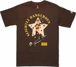 Harley Quinn Slightly Dangerous T Shirt