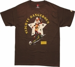 Harley Quinn Slighty Dangerous T Shirt