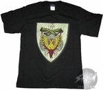 Harry Potter Durmstrang Crest Youth T-Shirt
