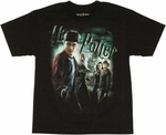 Harry Potter Group Youth T Shirt