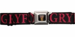 Harry Potter Gryffindor Insignia Seatbelt Mesh Belt