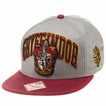 Harry Potter Gryffindor Name Crest Hat