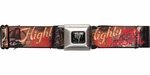 Harry Potter Hermione Highly Logical Seatbelt Belt