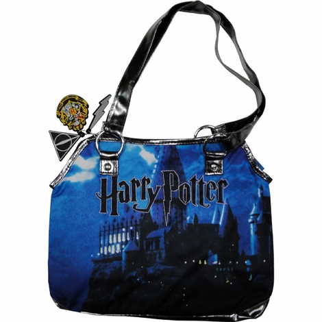 Harry Potter Hogwarts Tote Bag