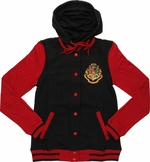 Harry Potter Hogwarts Varsity Junior Hoodie