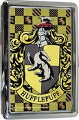 Harry Potter Hufflepuff Crest Large Card Case