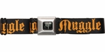 Harry Potter Muggle Seatbelt Belt