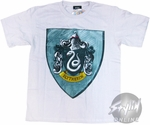 Harry Potter Slytherin Crest Youth T-Shirt