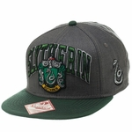 Harry Potter Slytherin Name Crest Hat
