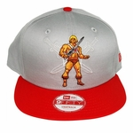 He Man Action Logo Hat