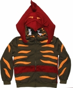 He Man Battle Cat Costume Hoodie