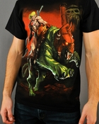 He Man Battle Cat T Shirt