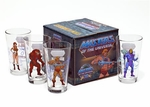 He Man Masters of the Universe Pint Glass Set