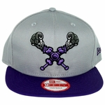 He Man Skeletor Classic Gray Hat