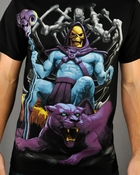 He Man Skeletor Panthor T Shirt