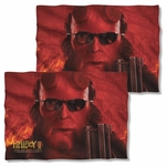 Hellboy II Big Red FB Pillow Case
