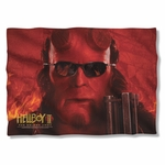 Hellboy II Big Red Pillow Case