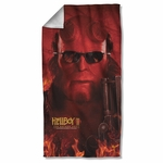 Hellboy II Big Red Towel