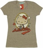 Hello Kitty Americana Baby Tee