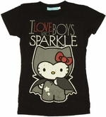 Hello Kitty Boys Sparkle Baby Tee