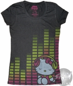Hello Kitty Equalizer Baby Tee
