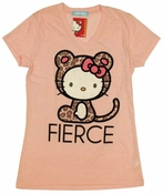 Hello Kitty Fierce Baby Tee
