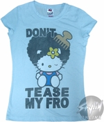 Hello Kitty Fro Baby Tee