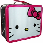 Hello Kitty Giant Face Lunch Box