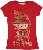Hello Kitty Happy Camper Baby Tee