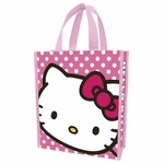 Hello Kitty Head Tote Bag