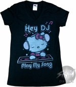 Hello Kitty Hey DJ Baby Tee