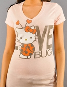 Hello Kitty Love Bug Baby Tee