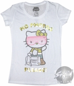 Hello Kitty No Photos Baby Tee