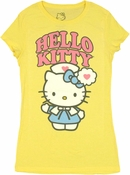 Hello Kitty Nurse Baby Tee