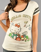 Hello Kitty Picnic Baby Tee
