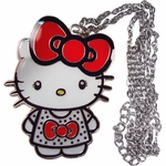 Hello Kitty Red Bow Necklace