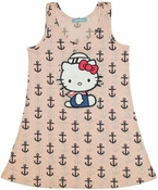 Hello Kitty Sailor Ladies Tee